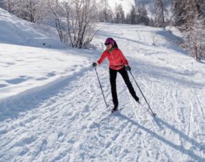 Ski Fond - Les Orres.
